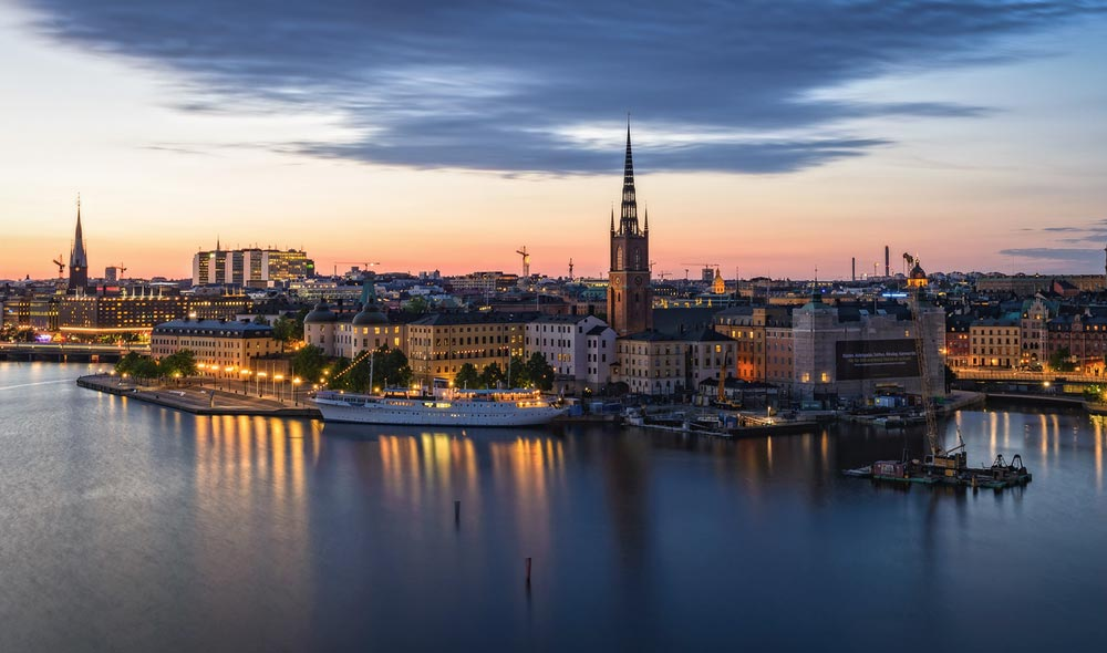 Eat and be merry at Stockholm's top restaurants